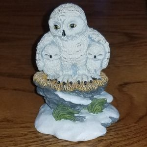 "Lil Whoots ""A Mother's Warmth"" Owl Figurine"